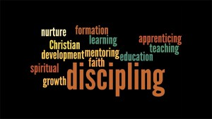 Growing-Disciples-Wordle